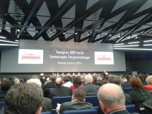 kongres 25-lecia samorządu terytorialnego
