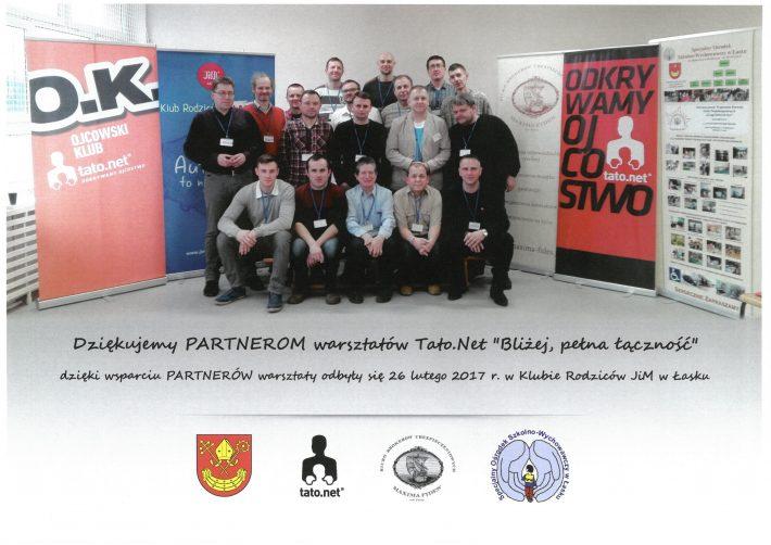 Warsztat dla ojców (Powiat Łaski i Gmina Łask)